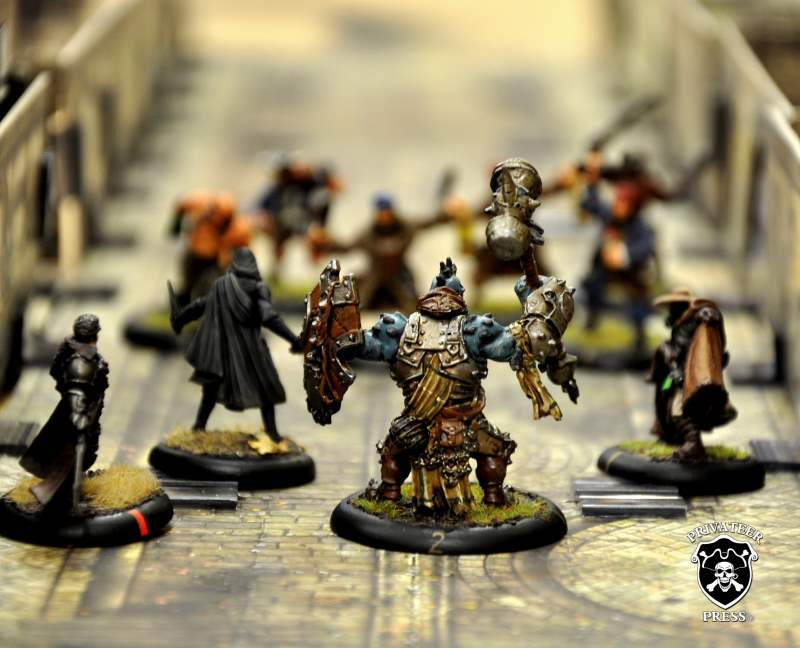 Privateer Press Iron Kingdoms RPG